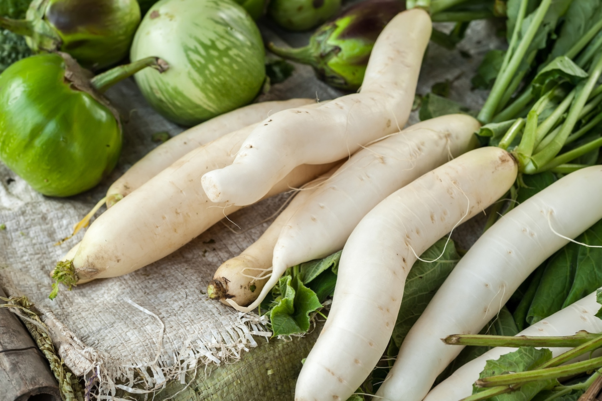 These are 5 tremendous benefits of eating radish in winter, start eating today