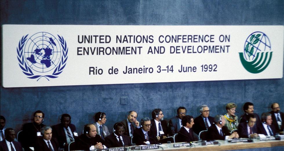 1992, Rio de Janeiro: UNCED, il summit della Terra