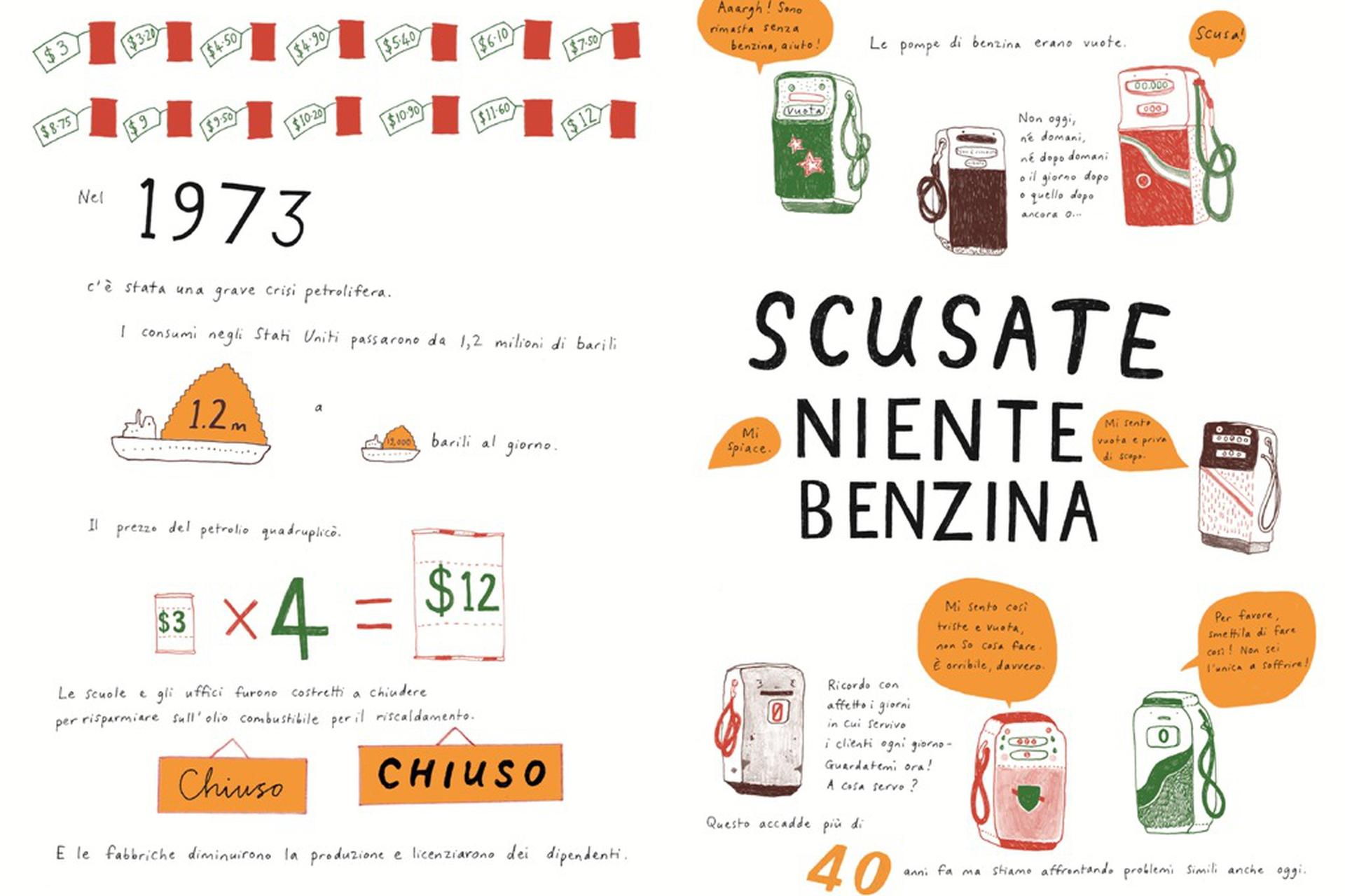 Quiz Ecologia Per Bambini ciao ciao petrolio, il libro illustrato che racconta le