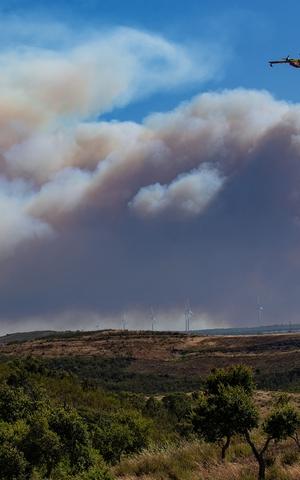 Quali sono i paesi europei più a rischio incendi