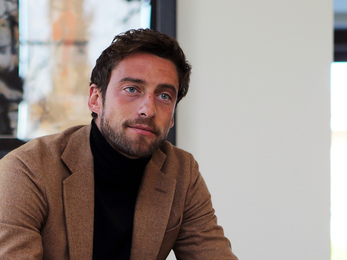 Claudio Marchisio. We must all take the field against climate change -  LifeGate