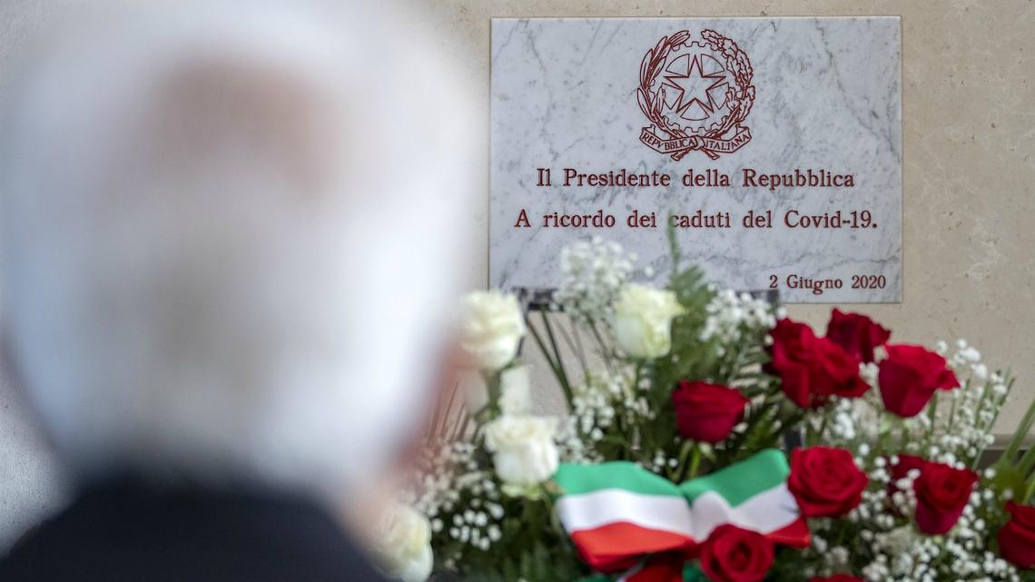 La Repubblica Italiana riparte da Codogno