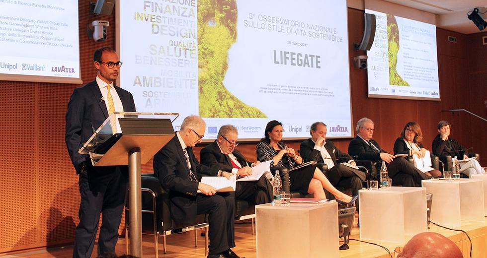 Osservatorio nazionale sullo stile di vita sostenibile 2017: due anni dopo Expo, l'interesse si consolida