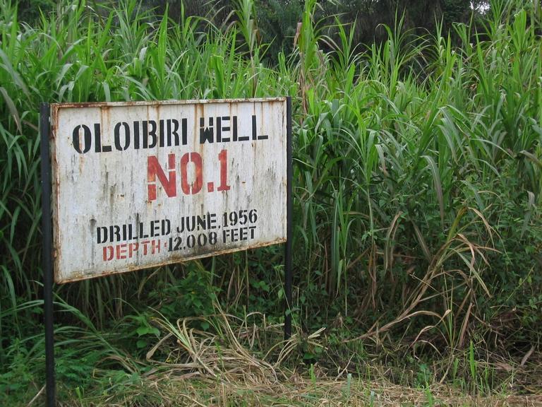 shell, petrolio, delta del Niger