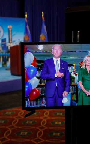 I discorsi più emozionanti della convention democratica negli Stati Uniti