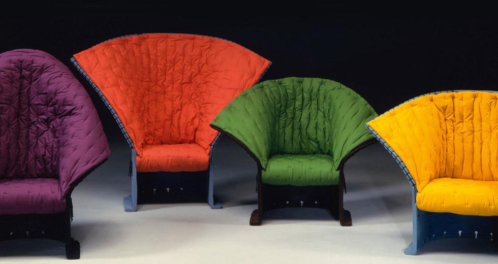 Feltro, la storia e le caratteristiche sostenibili di un materiale eclettico del design