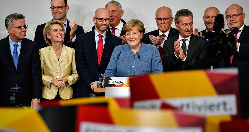 Elezioni in Germania. Vince Angela Merkel, i Verdi contano. Aggiornamenti in tempo reale