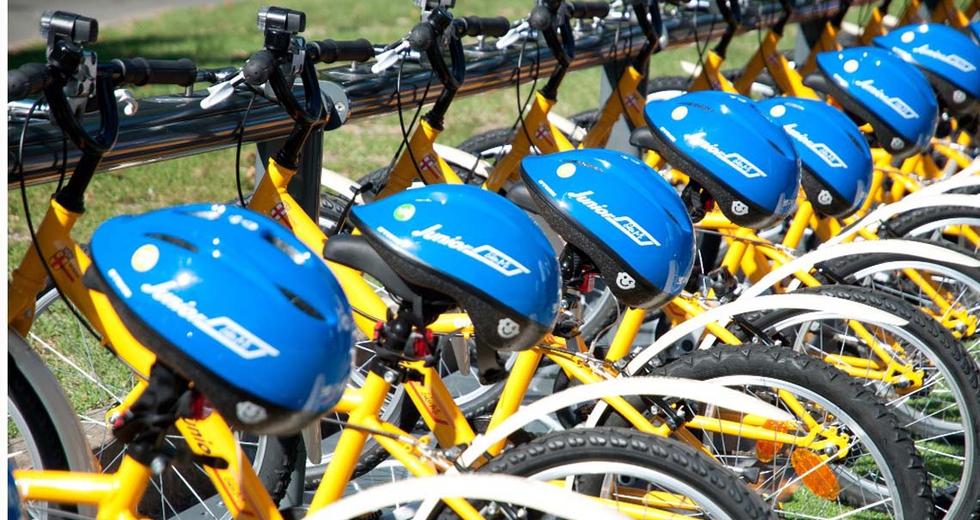 Milano, il bike sharing è anche per bambini grazie a Junior BikeMi
